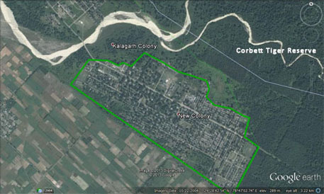 Supreme Court orders removal of illegal residential colony from Corbett