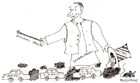 LIBERALISING POLLUTION