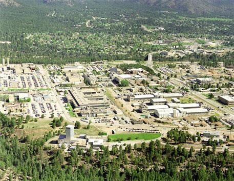 Los Alamos National Laboratory (Credit: image from wikipedia.org/lanl.gov)