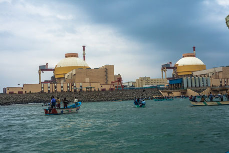 Tamil Nadu Pollution Control Board revises its consent order to Kudankulam plant