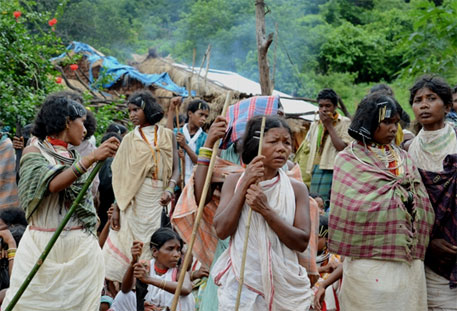 Forest dwellers from Niyamgiri rejected proposed mining at India's first ever environment referendum. Will this spell doom for the industry? (photos: Sayantan Bera)