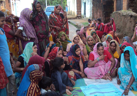 Bundelkhand's dalit women join hands to drought-proof their villages