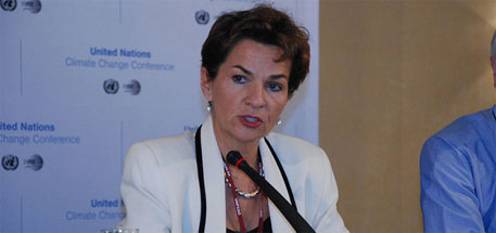 Christiana Figueres stresses on effective climate deal in Paris