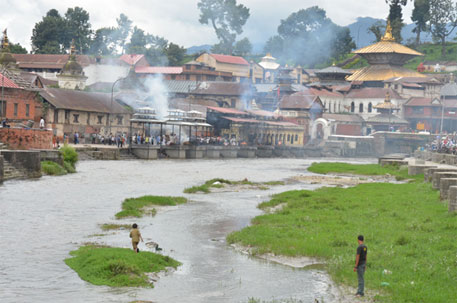 Nepal dithers over closing road through forest in Pashupatinath temple area
