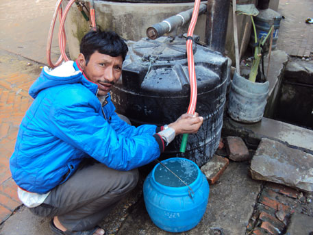 Kathmandu valley losing its ancient water wisdom