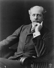 Percival Lowell claimed canals on Mars were built by Martians, a theory that was discredited. But Lowell had other theories which we now believe to be correct (photo courtesy Wikipedia)