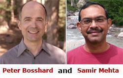 Peter Bosshard and Samir Mehta