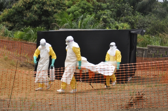 'Out of control' Ebola claims about 500 lives in west Africa