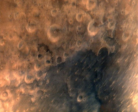 Mars mission: Mangalyaan sends first image of Red Planet