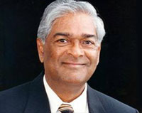 Sanjaya Rajaram, now a citizen of Mexico, was born in a small village in Varanasi in Uttar Pradesh