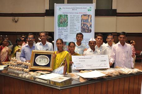 Seed Saver Farmers' Group