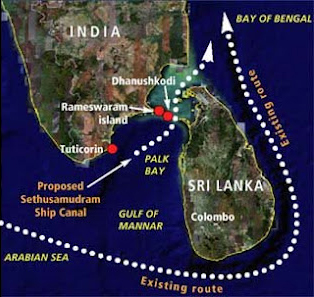 Sethusamudram alternative route not feasible: report