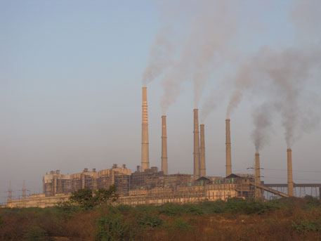 Maharashtra's largest thermal power plant spewing poison over Chandrapur