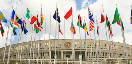UN begins task of drafting declaration on sustainable development agenda