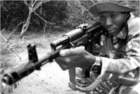 Violence rocks Kenya's national park
