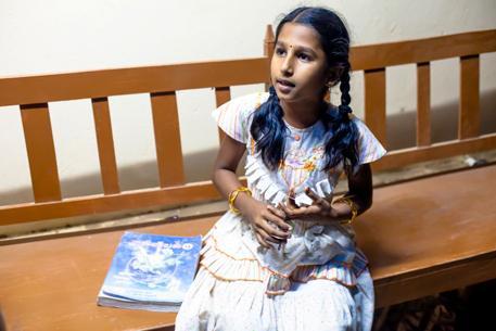 A schoolgirl's nuclear nightmare