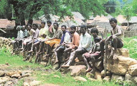 Tribal villages in Visakhapatnam may face landslides