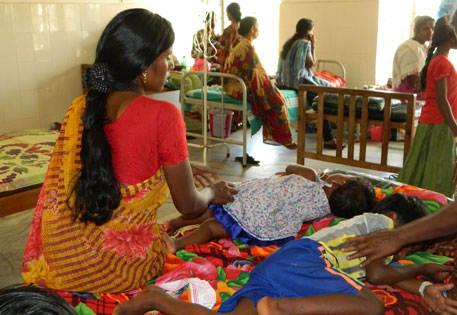 The Tribal Speciality Hospital at Kottathara village is acutely short-staffed and most facilities and equipment in the hospital are not in working order