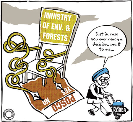 Ministry of Env. & Forests