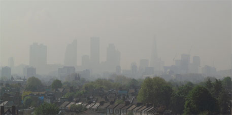 European Union orders UK to cut pollution from diesel vehicles