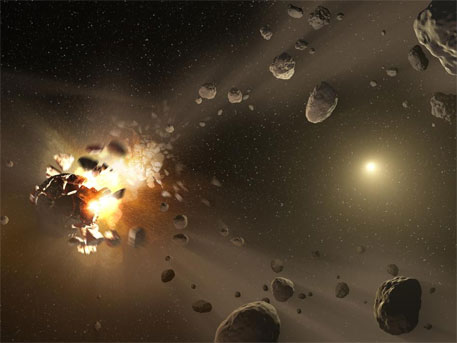 Asteroids key to future Mars missions, says NASA