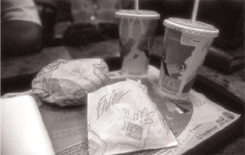 Burgers? Burp!