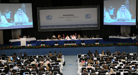 Message from Bonn: Drop Bali agenda