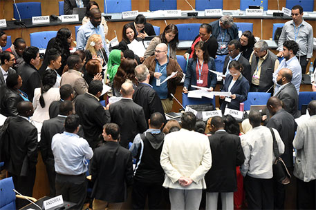 Bonn climate conference 2015