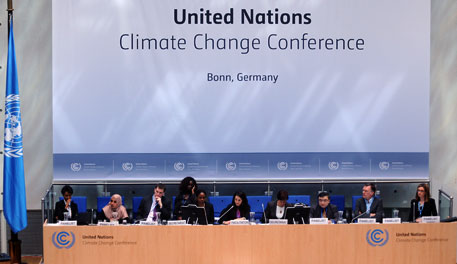 Bonn climate talks: move HFCs to Montreal Protocol, says EU