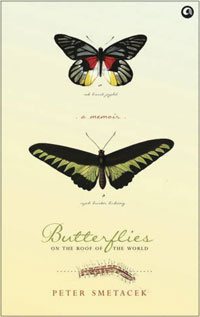 For the love of butterflies