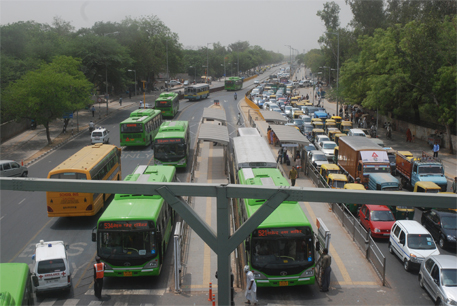 High court restores BRT lane to buses