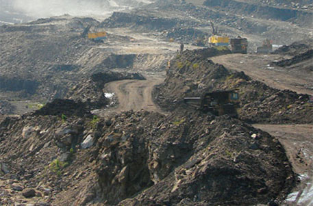 Rajya Sabha passes coal mining bill