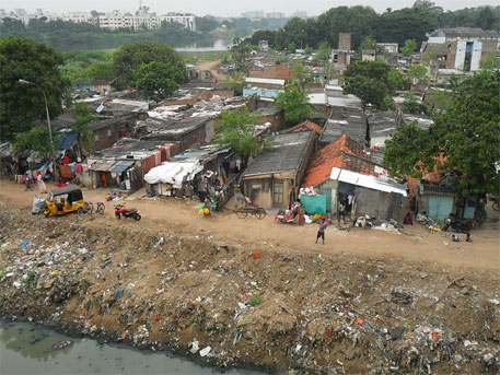 Welfare schemes benefited only a quarter of urban slums: NSSO