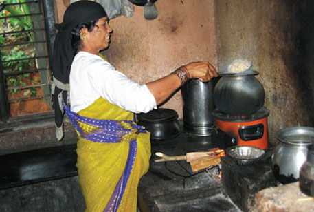 'India should lead way in clean cook stoves'