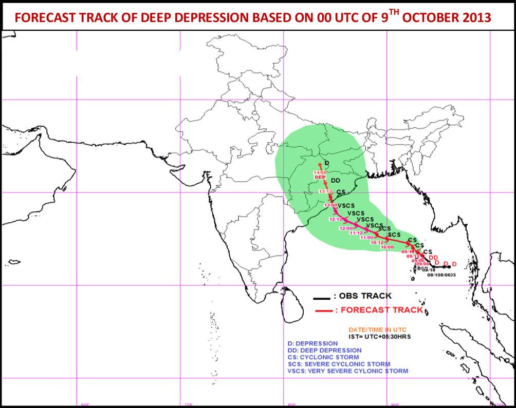 case study cyclone phailin