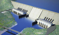 A grand dam that felled Morsi