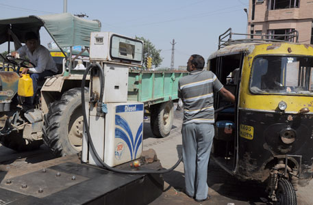 Diesel prices: don't miss the point