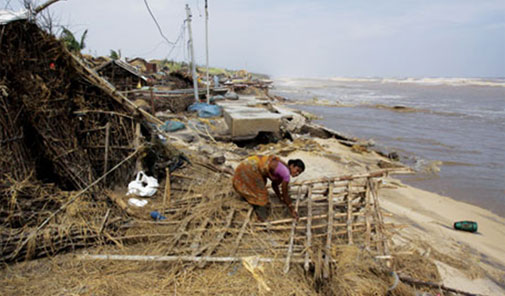 Sendai framework on disaster risk reduction disappoints