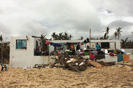 Programme to insure Pacific island nations against natural disasters enters third season