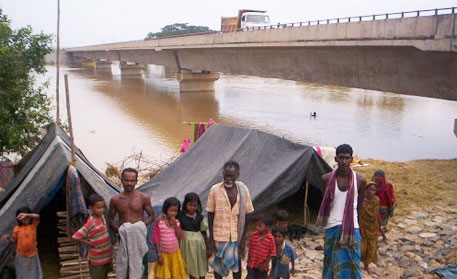 India tops nations vulnerable to disasters, displacement