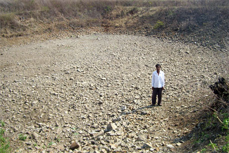 Drinking water shortage to hit Maharashtra as drought worsens