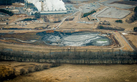 North Carolina senate passes bill to regulate coal ash ponds