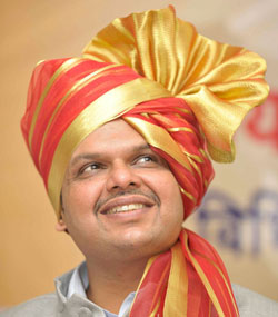 Credit: Facebook page of Devendra Fadnavis