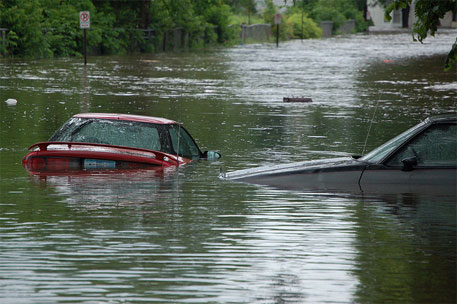 Global flood toll to rise by 2030