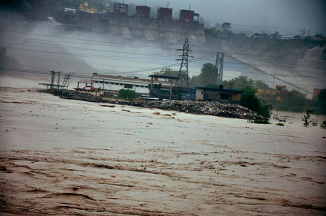 Man-made reasons for Uttarakhand disaster