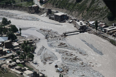 Pakistan braces for more floods