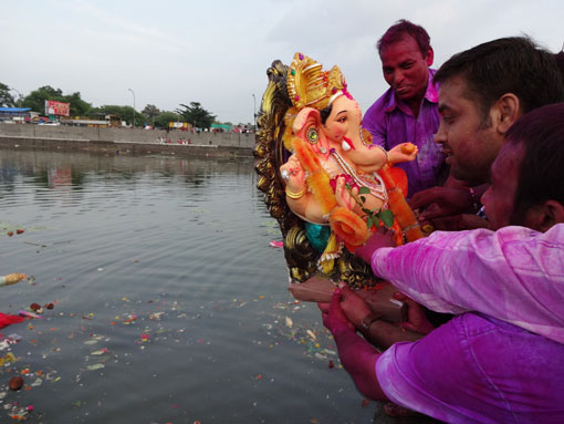 Idols immersed, fears surface