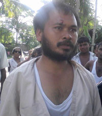Activists Akhil Gogoi and Ramesh Agrawal attacked