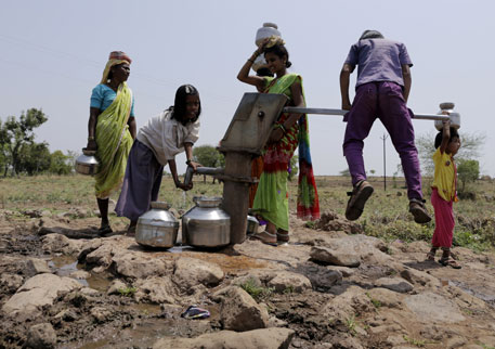 World's major groundwater basins found to be depleting