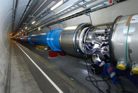New goals set for CERN's Large Hadron Collider